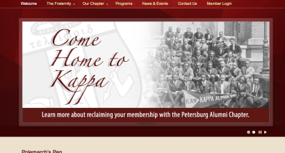 Petersburg Alumni Chapter of Kappa Alpha Psi Fraternity, Inc.