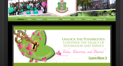 Psi Alpha Omega Chapter of Alpha Kappa Alpha Sorority, Inc.