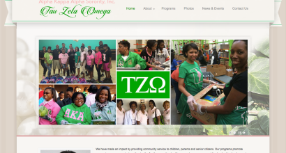Tau Zeta Omega Chapter of Alpha Kappa Alpha Sorority, Inc.