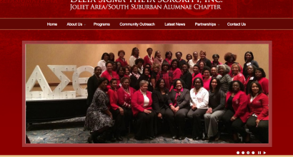 Joliet Area South Suburban Alumnae Chapter - Delta Sigma Theta Sorority, Inc.