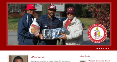 Roanoke Alumni Chapter of Kappa Alpha Psi Fraternity, Inc.