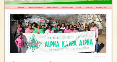 Xi Beta Omega Chapter of Alpha Kappa Alpha Sorority, Inc.