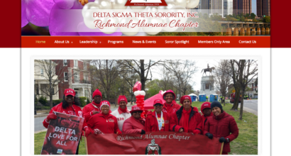 Richmond Alumnae Chapter of Delta Sigma Theta Sorority, Inc.