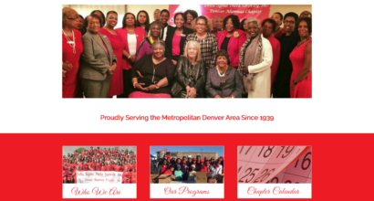Denver Alumnae Chapter of Delta Sigma Theta Sorority, Inc